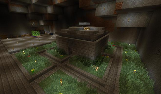 Ace's Temple